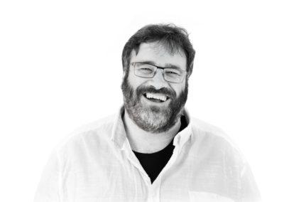 Johannes Schmidt Leiter Christengemeinde Portrait